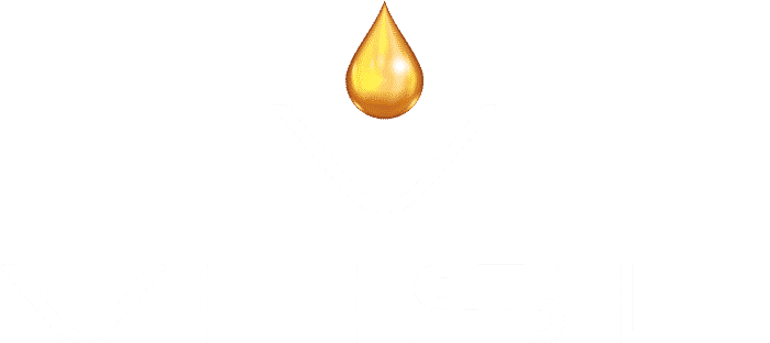 Vesl Oils White Logo