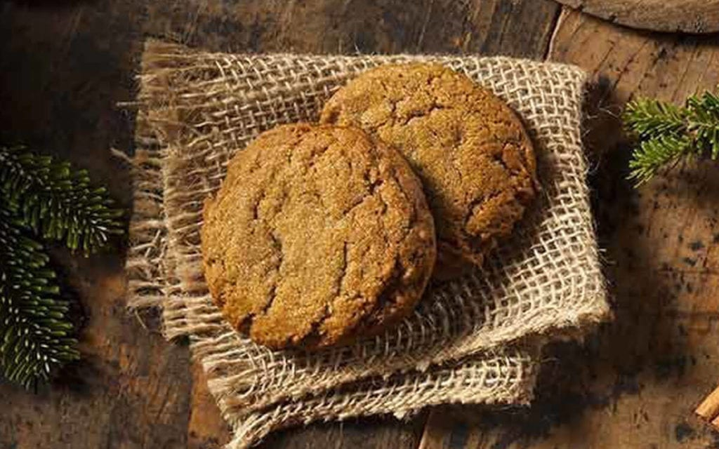 Lactose-free cookie recipe