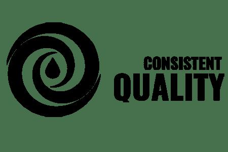 Vesl Oils Consistent quality CBD products badge