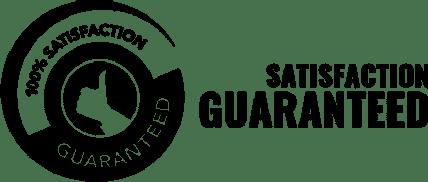 Satisfaction Guaranted Vesl Oils Badge