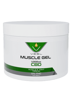 CBD Muscle Gel 1000mg