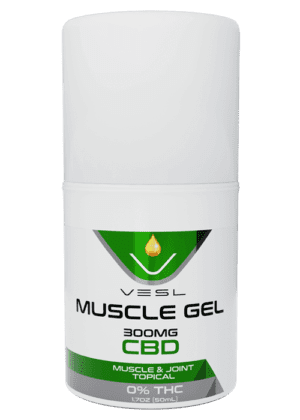 CBD Muscle Gel 300mg