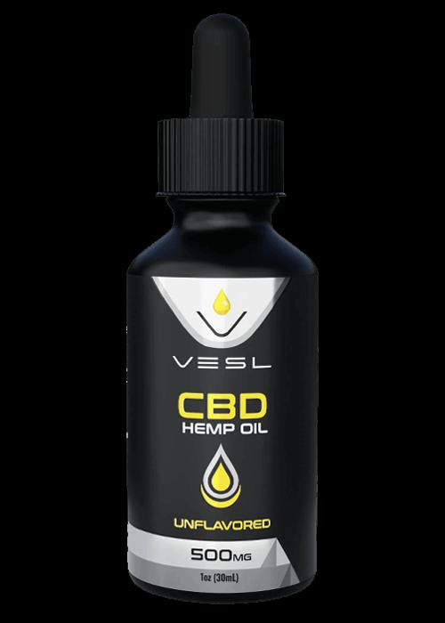 CBD Oil Tincture 500mg