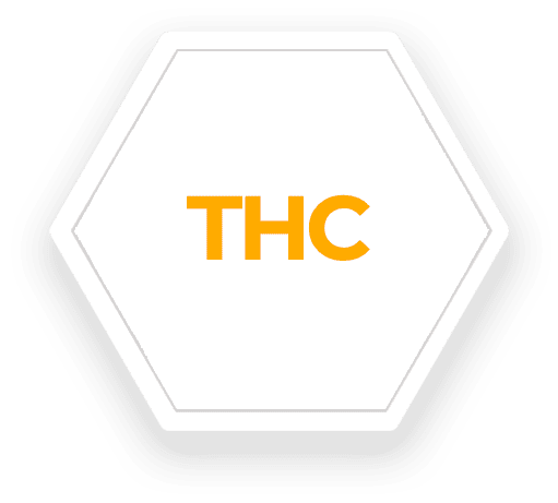 THC Hexagon Shape