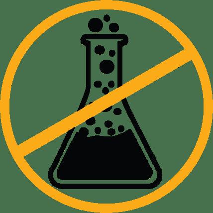 Vesl Oisl Non-GMO badge