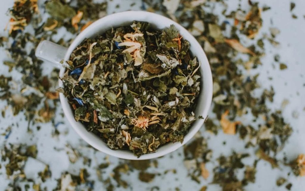 Plants that contain cannabinoids that aren't hemp