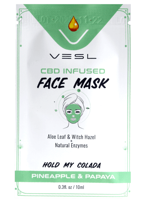Vesl Facemasks Category. Shop Now
