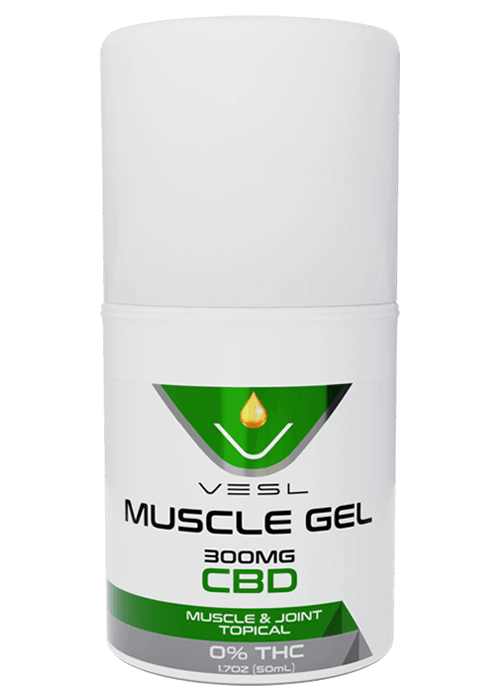 Vesl Oils Muscle Gels product category