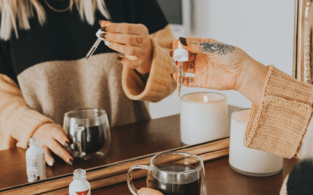 CBD Recipe Immunity CBD Infused Golden Milk