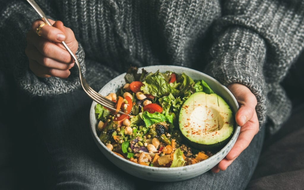 cbd diet, healthy food